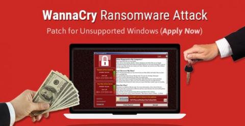 Virus Ransomware WannaCry