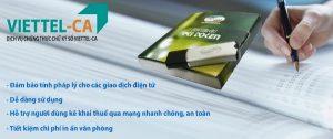 Mua chữ ký số giá rẻ của Viettel tiết kiệm chi phí