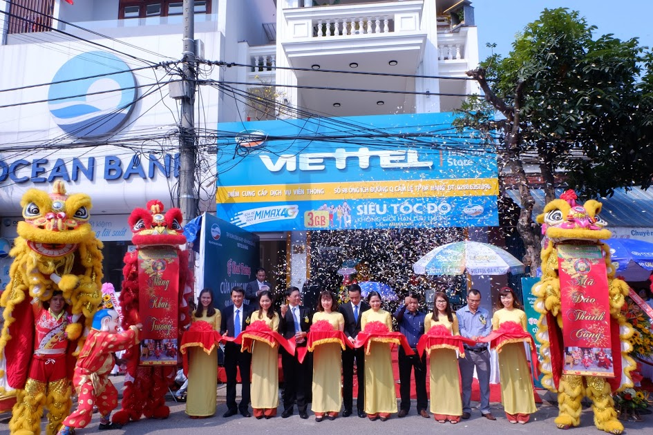 Cửa hàng Viettel - Cửa Hàng Viettel