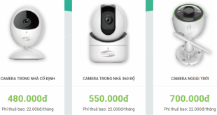 3 Camera Viettel