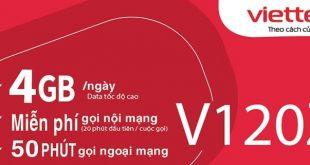 Goi V120z Viettel Danang
