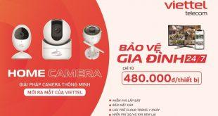 Home Camera Viettel