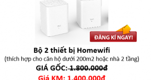 Thiet Bi Mesh Wifi Viettel