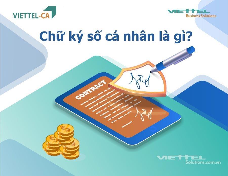 Chu Ky So Ca Nhan Viette Ca La Gi